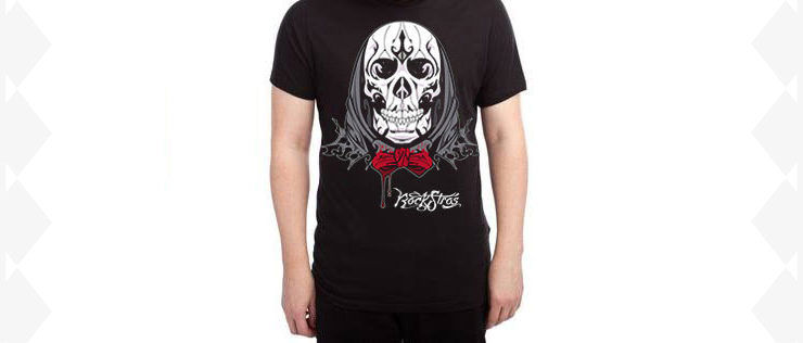 rockstros t-shirt